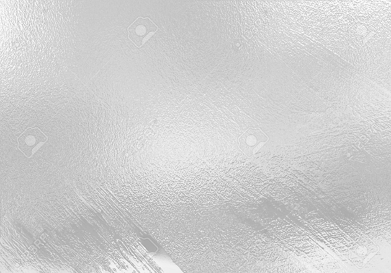 Shiny Silver foil texture background - 71000728
