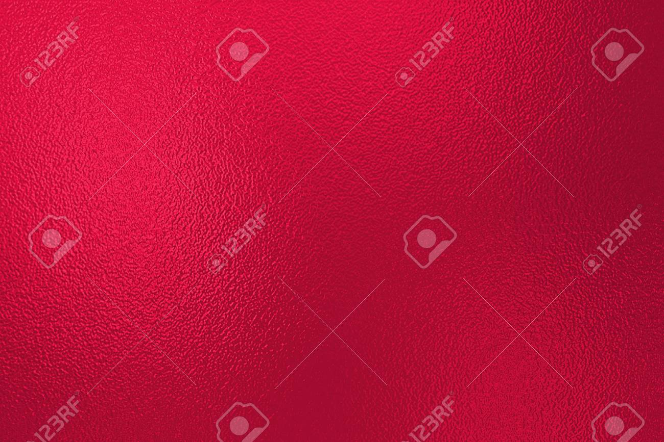 Red foil texture background - 75158943