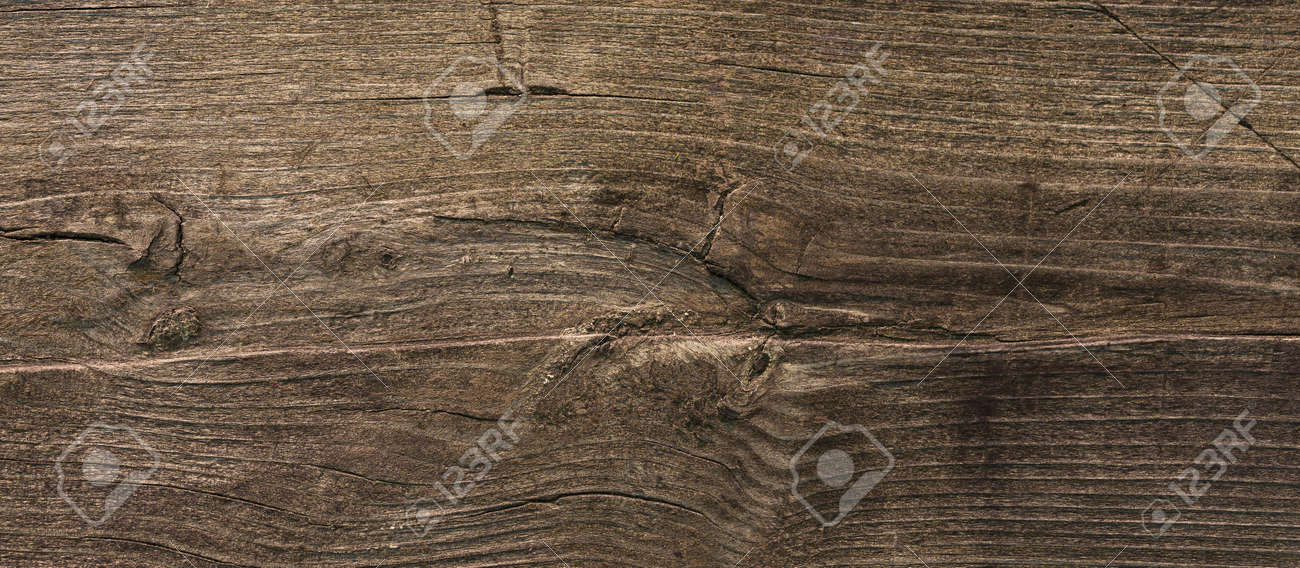 Old wooden texture or background. Wooden board - 172589376