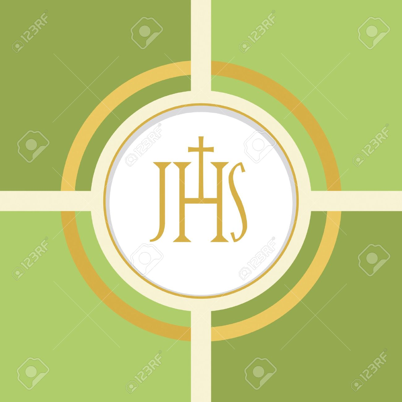 Christian symbol of the Eucharist Stock Vector - 11779822