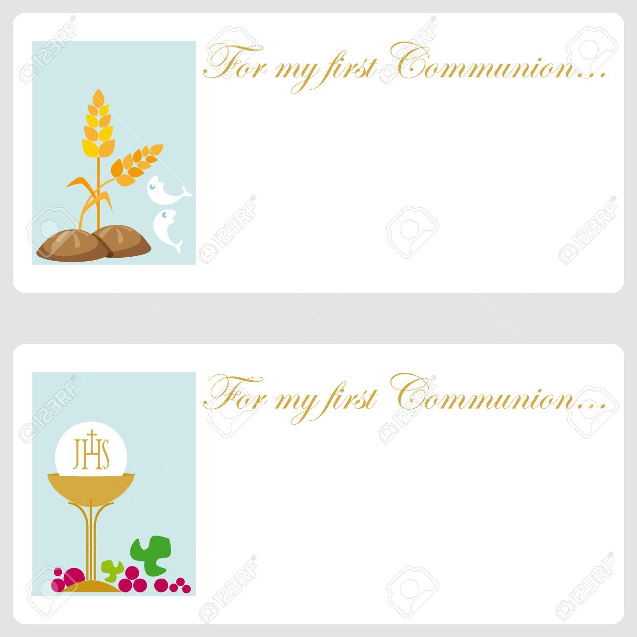 Cartes D Invitation Pour L Evenement Religieux