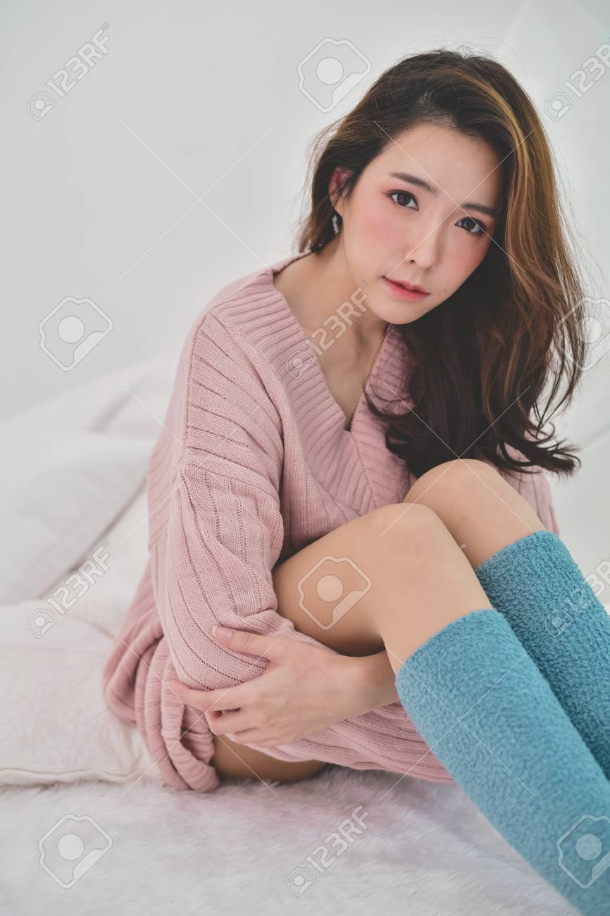 Asian girl woman