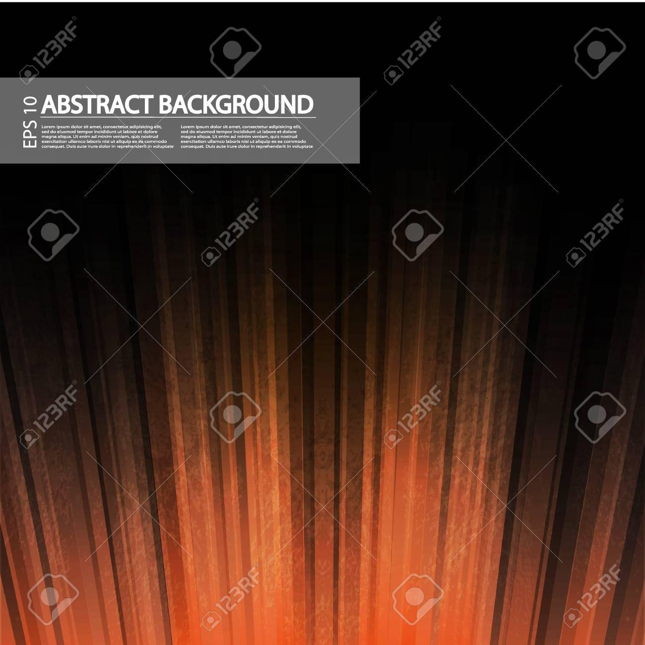 Vector abstract background. Eps 10 Stock Vector - 12494578