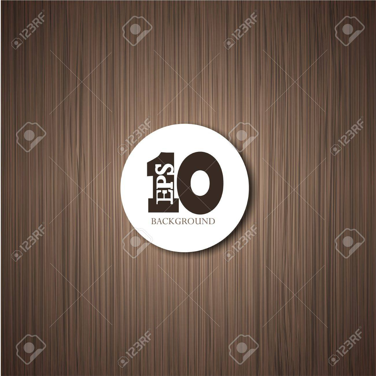 Vector wooden background with place for your text. Stock Vector - 14912682