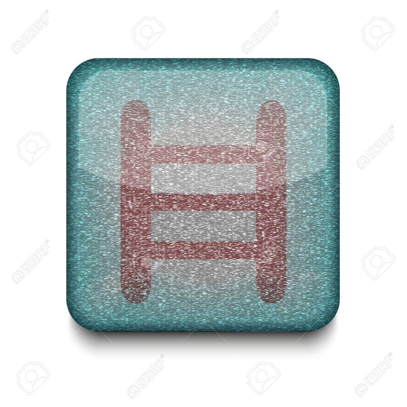 Vector ladder icon. Stock Vector - 16198089