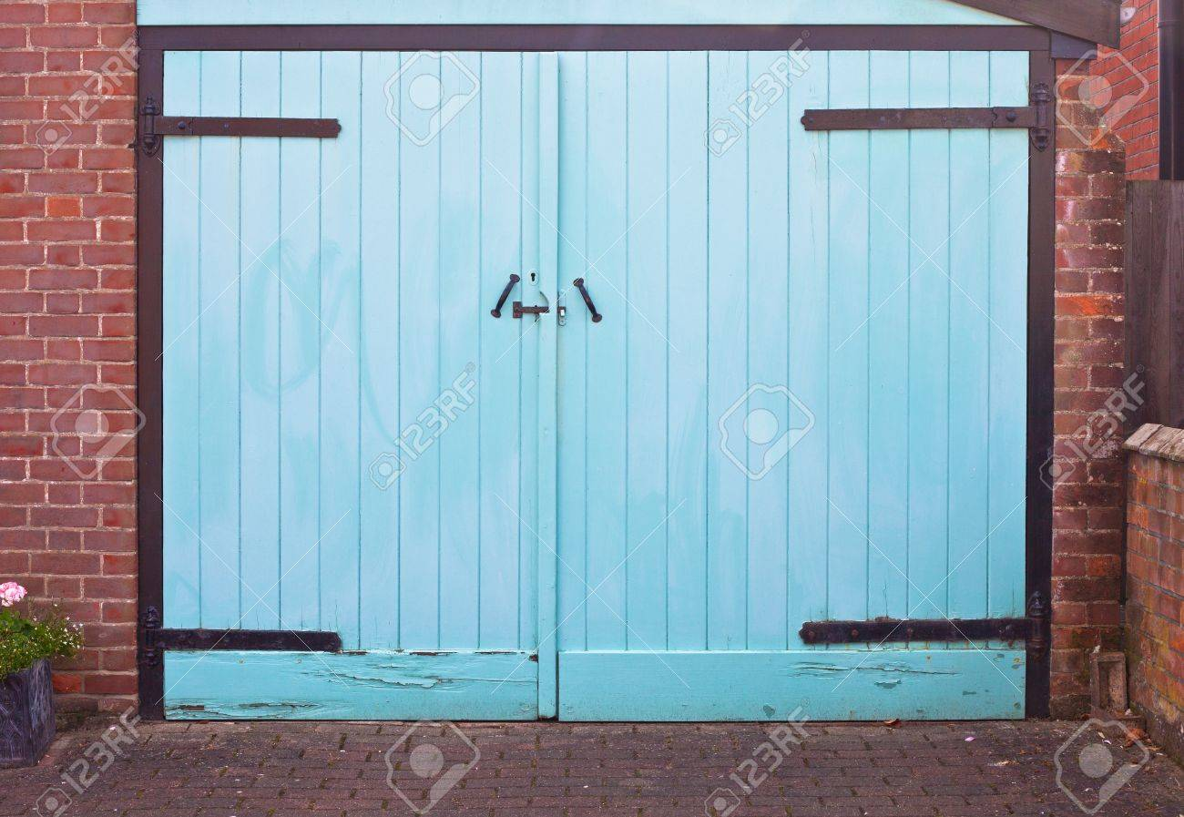 A vibrant blue garage door as a background image stock photo a vibrant blue garage door as a background image stock photo 15761596 rubansaba