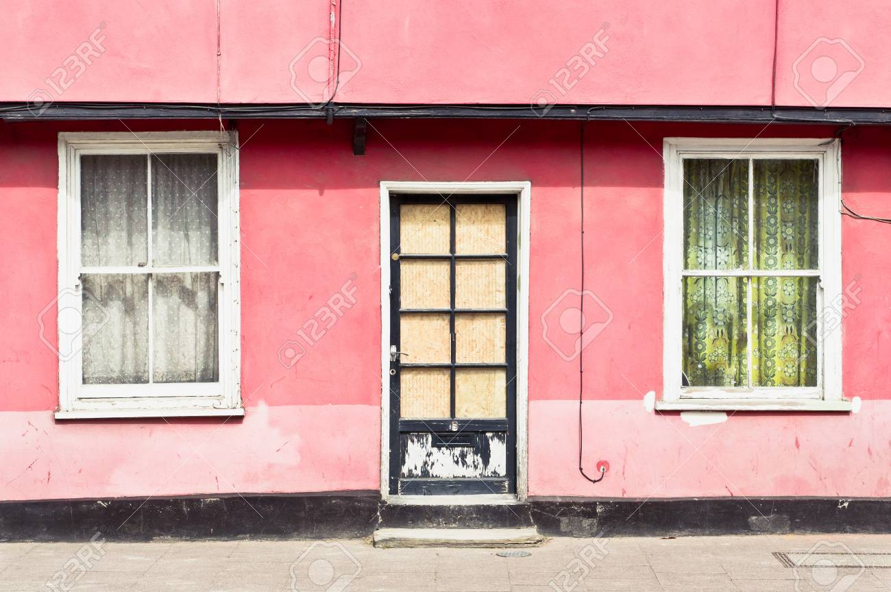 Pink Front Door Uk READING HOMEOWNERS ARE IN THE PINK WITH HURST ...