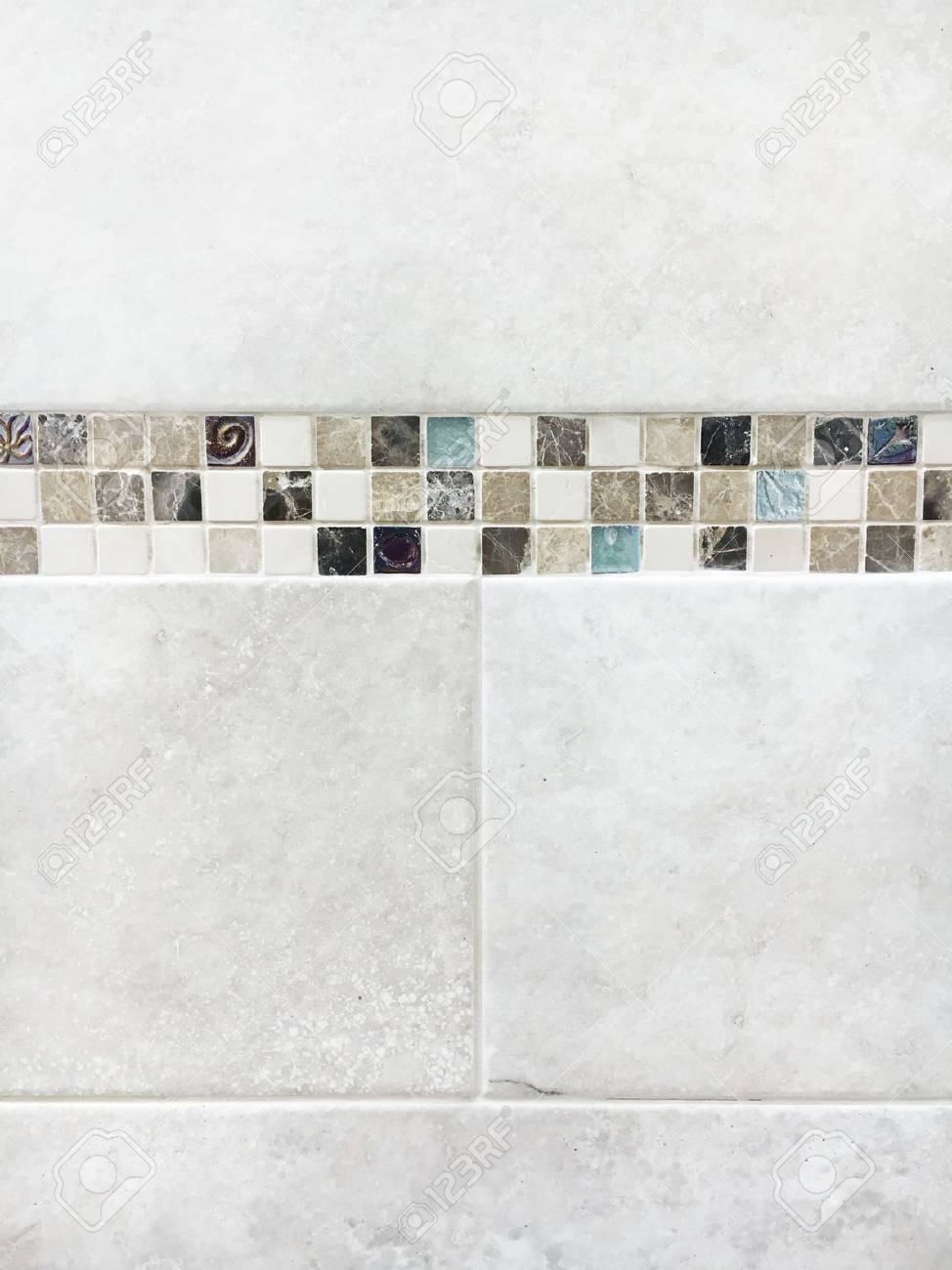 Decorative tiles in a wet room as a background image stock photo decorative tiles in a wet room as a background image stock photo 57904828 dailygadgetfo Choice Image