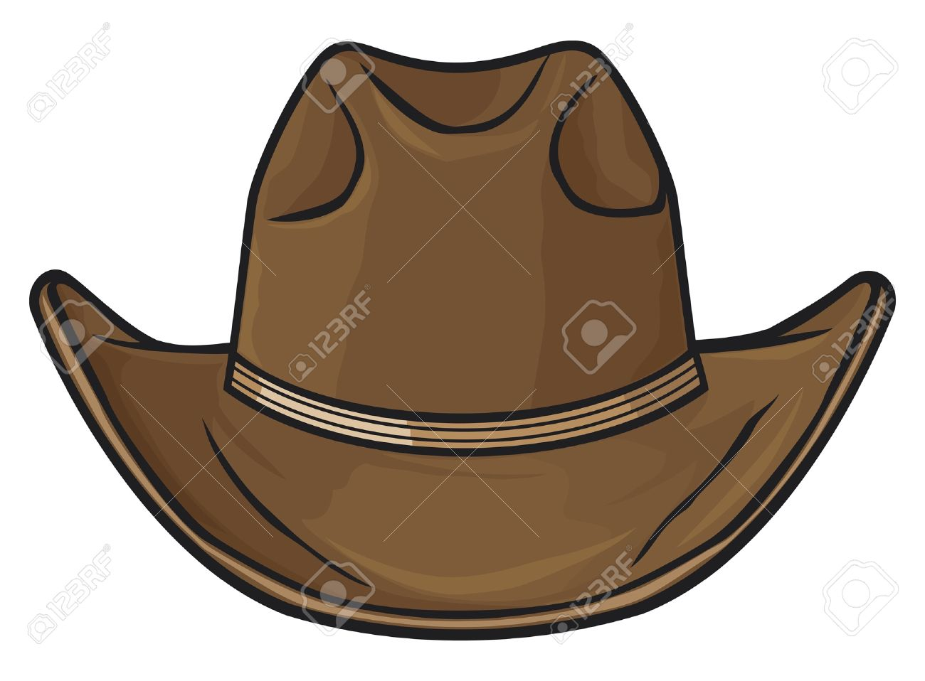 Showing post & media for Cartoon cowboy hat brown | www ...