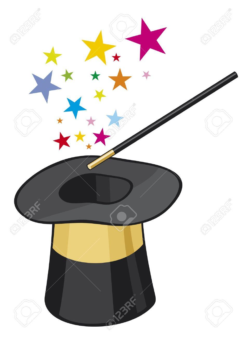 45e9fcbcec3 Sombrero mágico