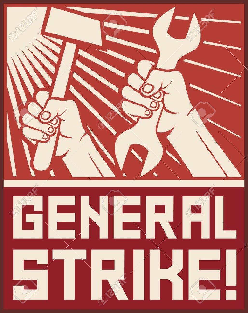 Imagini pentru huelga general
