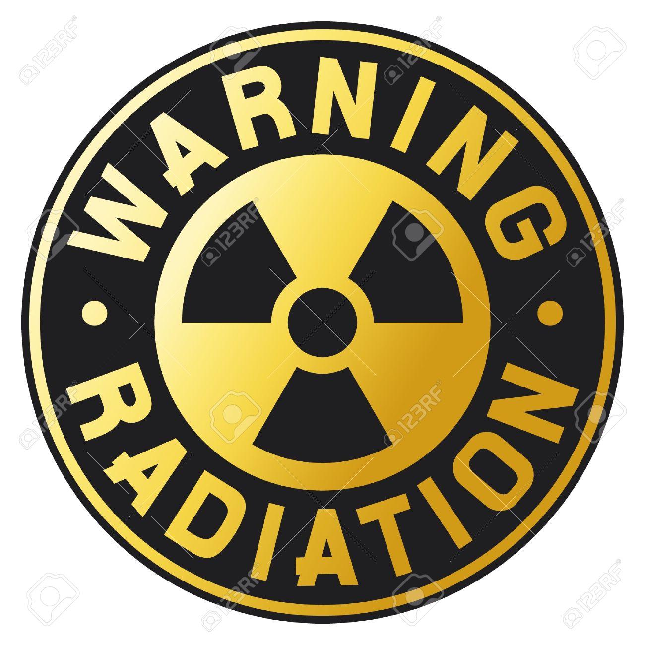 symbol of radiation Stock Vector - 15099268