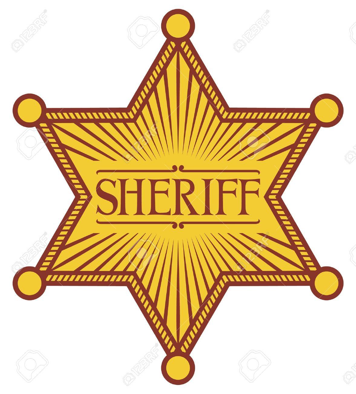 sheriff s star sheriff badge sheriff shield royalty free cliparts rh 123rf com florida sheriff badge vector sheriff badge vector free