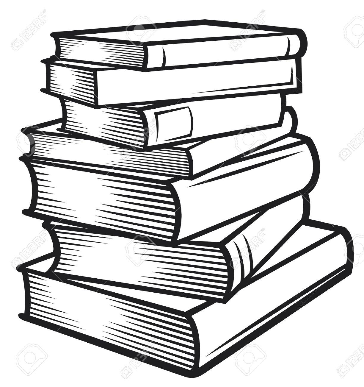 Bücherstapel gezeichnet  Bücherstapel Gezeichnet | ambiznes.com