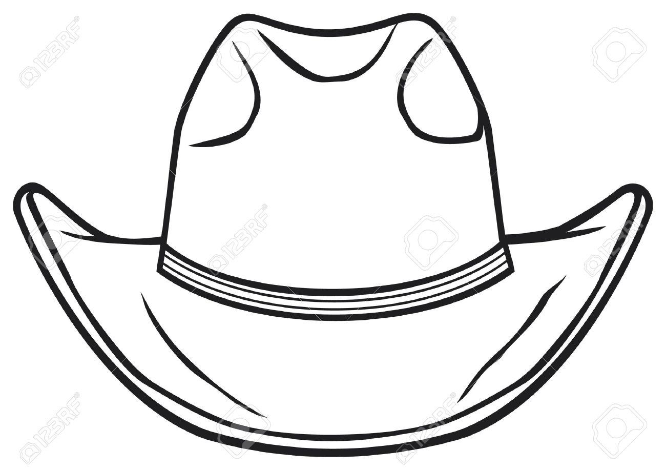 cowboy hat Stock Vector - 15412698 44d1732d10ff