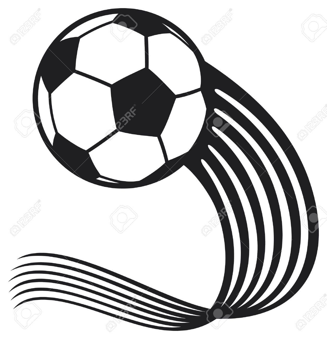 Football Ball Soccer Ball Royalty Free Cliparts Vectors And