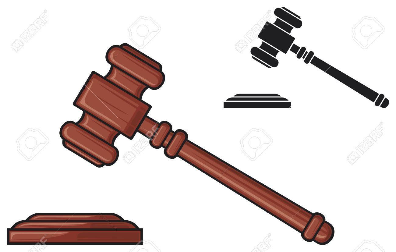 gavel hammer of judge or auctioneer judge gavel royalty free rh 123rf com