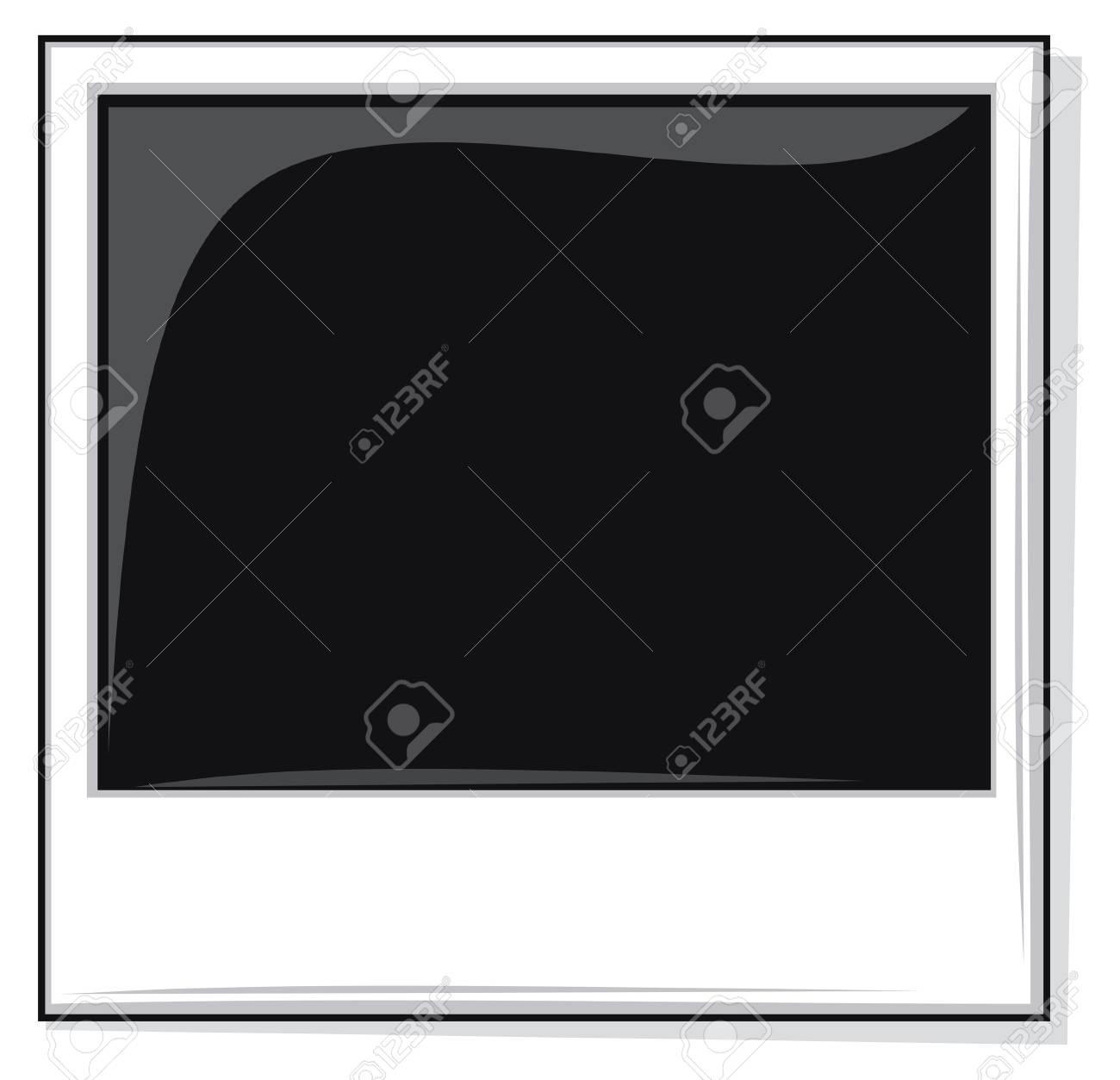 photo frame  retro Stock Vector - 15870977