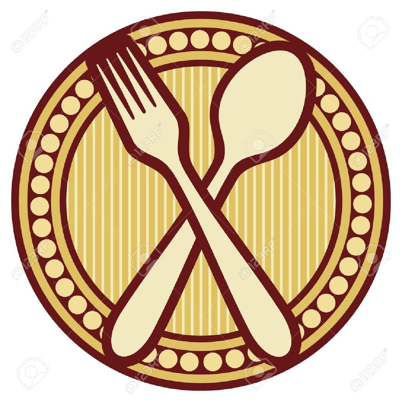 Spoon And Fork Symbol Best Fork 2018