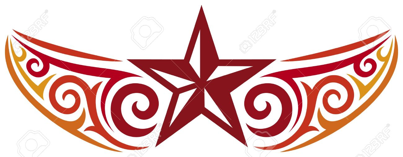 Tattoo star design royalty free cliparts vectors and stock tattoo star design stock vector 15970736 urmus Gallery