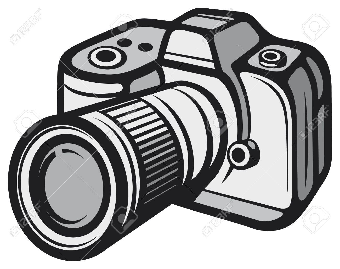 Compact Digital Camera Digital Photo Camera Royalty Free