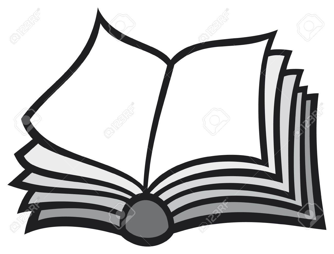 open book Stock Vector - 17422942