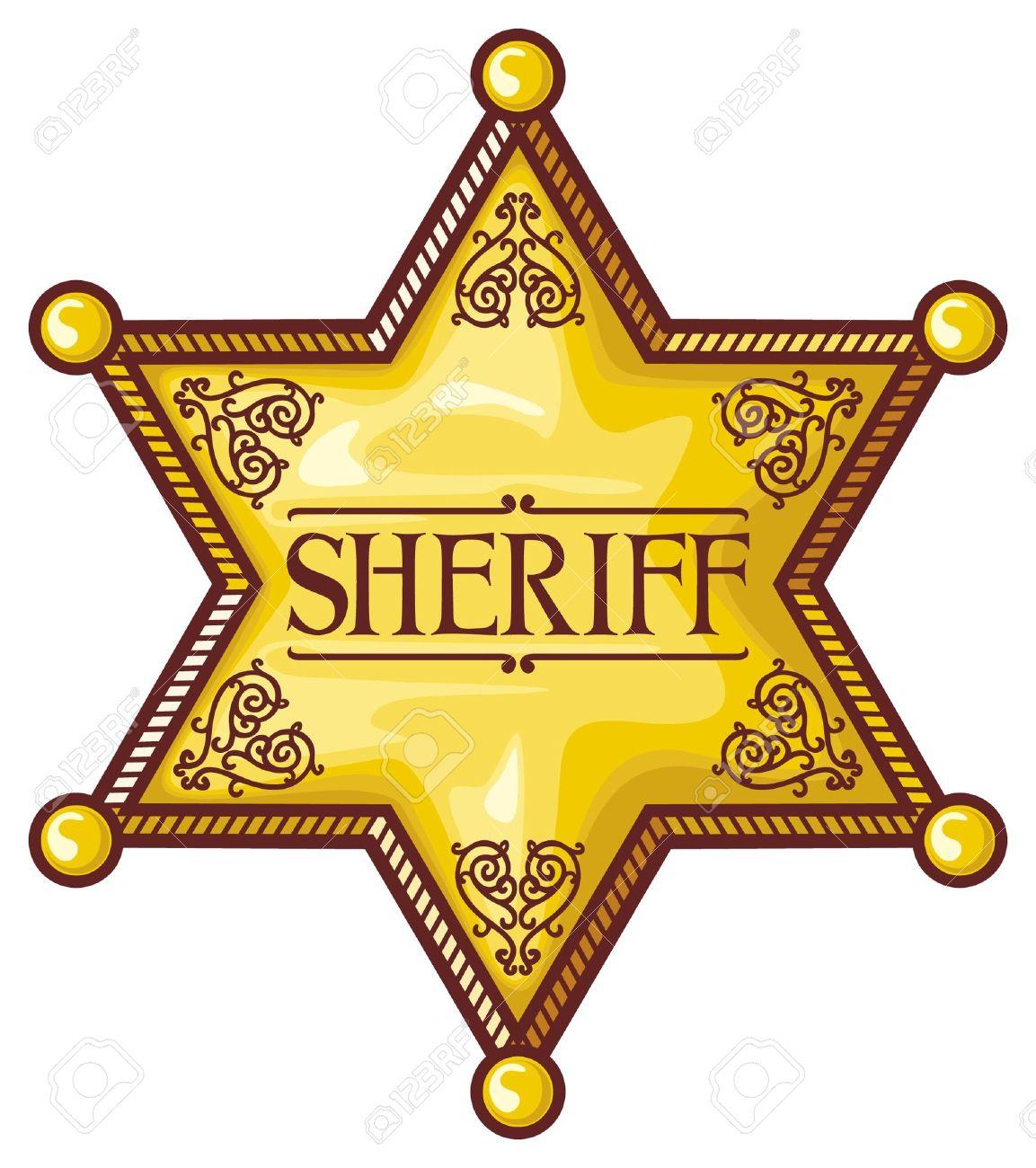 Значк звезда шерифа фото 2