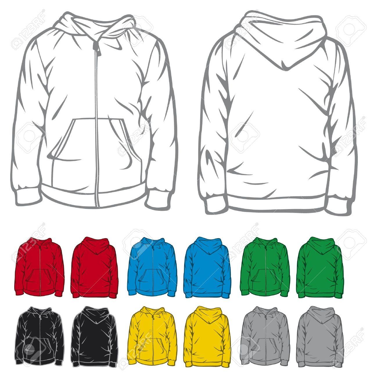 Men S Hooded Sweatshirt With Pocket Hooded