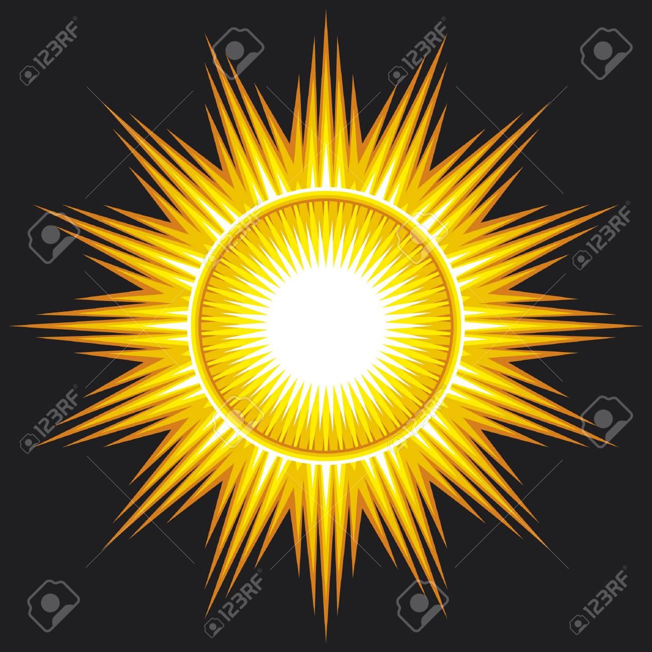 sun Stock Vector - 17971622