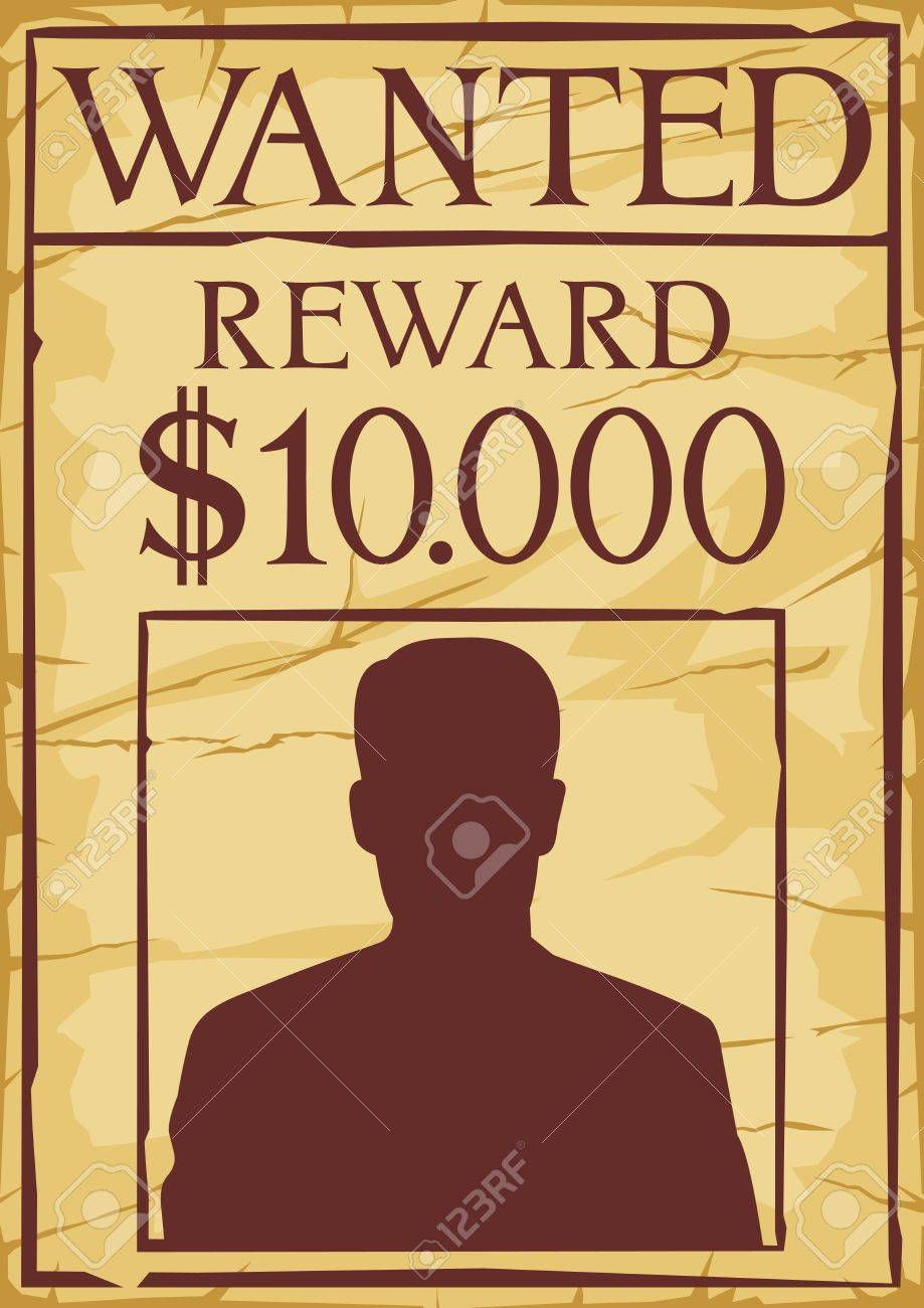 wanted template free beautiful template for a wanted poster 10
