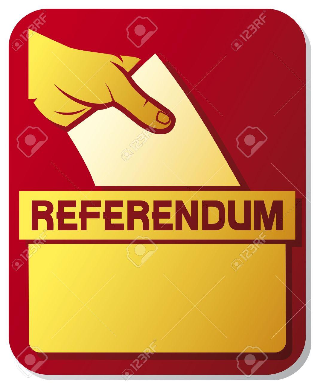 Resultado de imagem para referendum