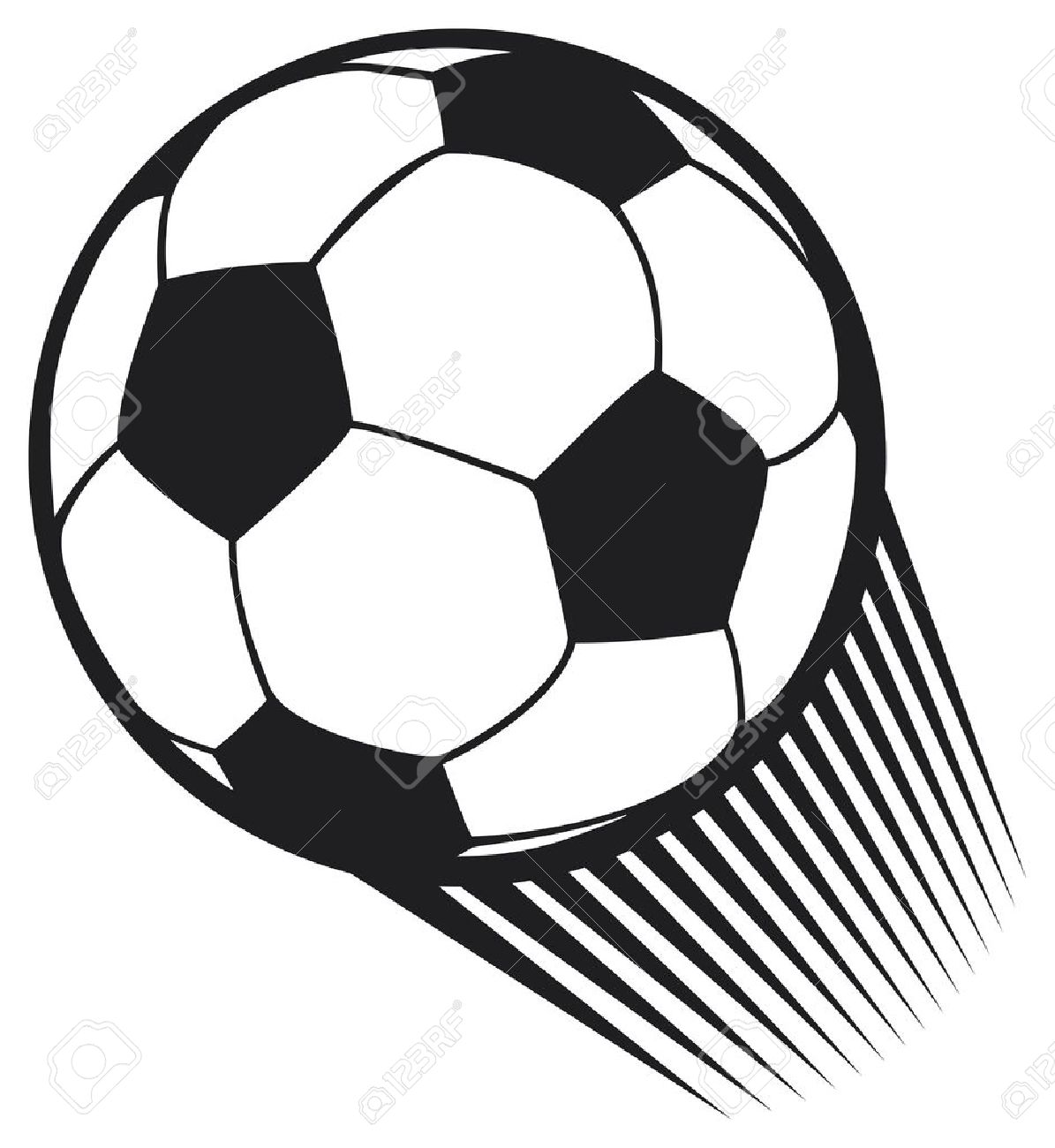 vector football ball soccer royalty free cliparts vectors and rh 123rf com vector football designs vector football logos