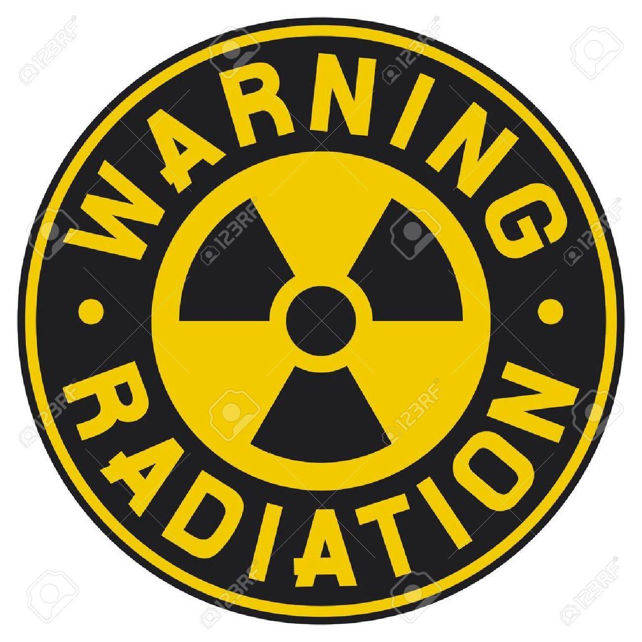 symbol of radiation Stock Vector - 20859507