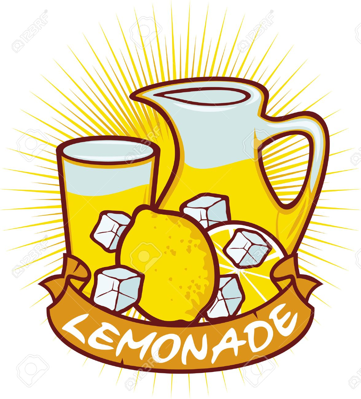 Image result for Lemonade glass free image
