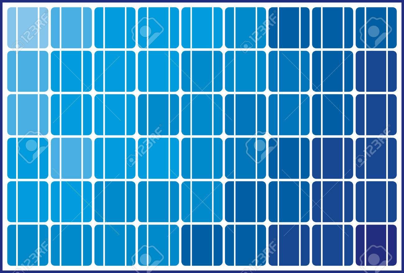 solar panel  solar cell Stock Vector - 23476434