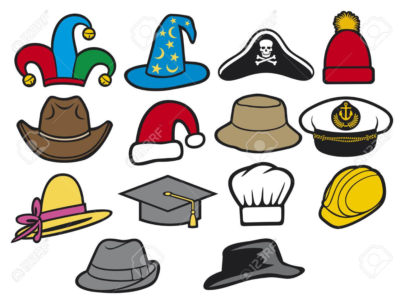Collection Of Hats Jester Hat 11c269bcc72