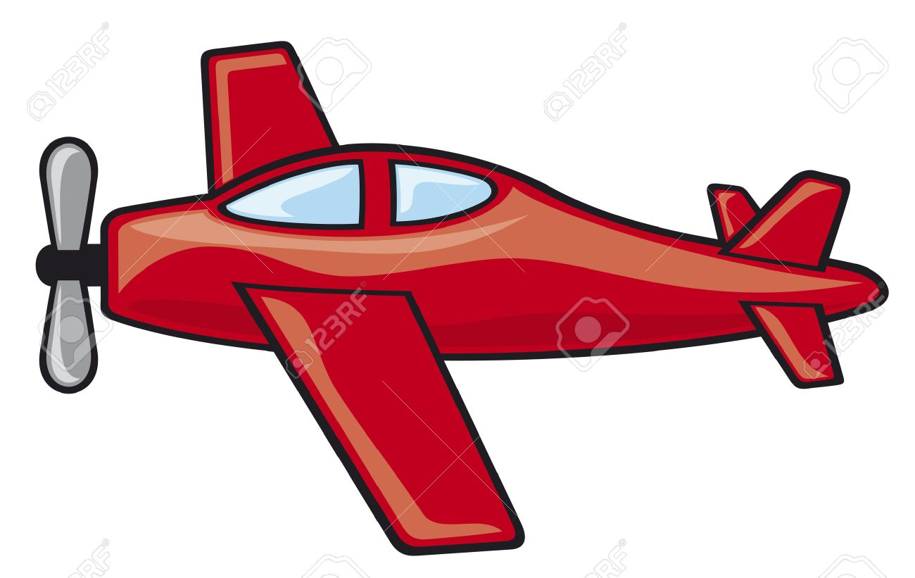 airplane vector illustration royalty free cliparts vectors and