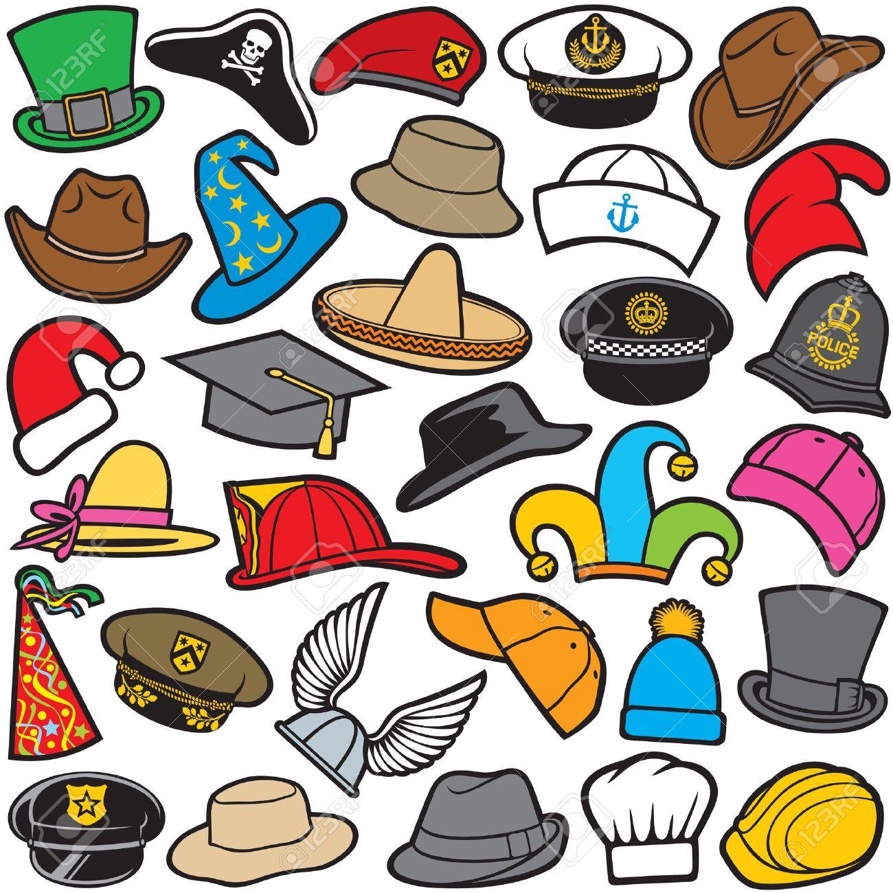 Diferentes Tipos De Tapón De Patrón De Sombrero De Marinero b1d2245bb19
