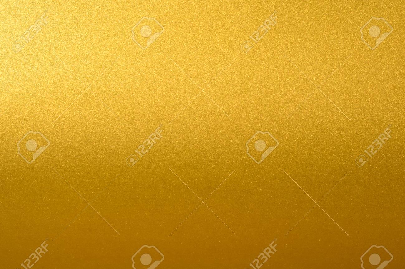 Détails Du Fond De Texture Dorée Avec Dégradé Et Ombre Mur De Peinture Couleur Or Fond Doré De Luxe Et Papier Peint Feuille D Or Ou Papier