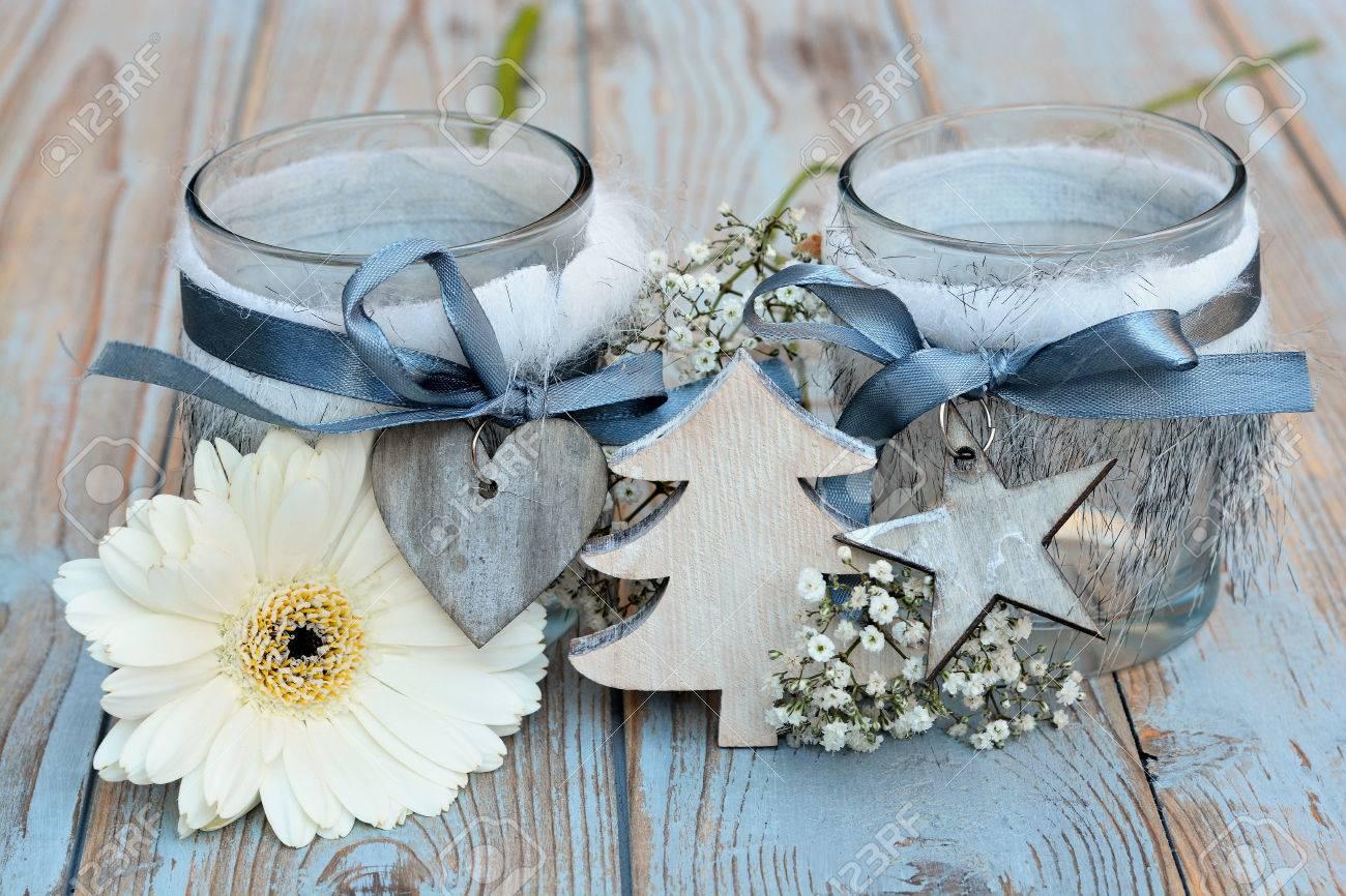 Decorare Candele Bianche : Come decorare candele bianche u idea d immagine di decorazione