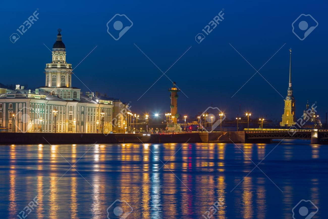 Petersburg. Vasilyevsky Adası Spit 49
