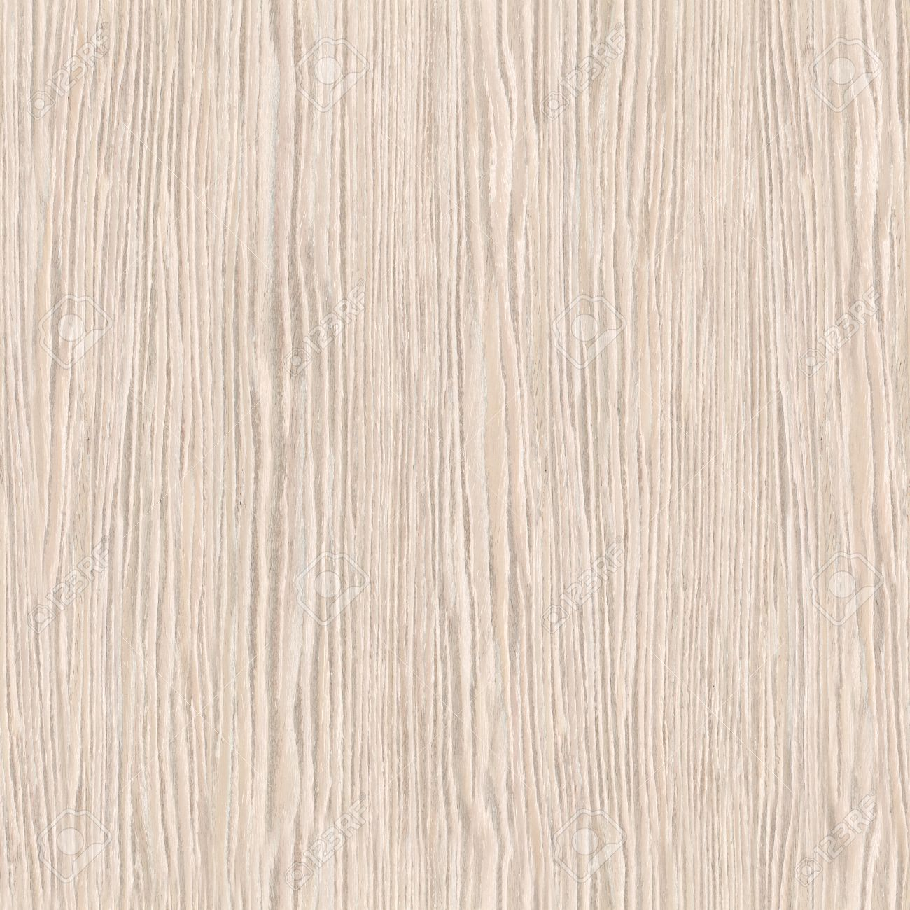 wooden board for seamless background - Light Blasted Oak Groove wood texture - 40884664