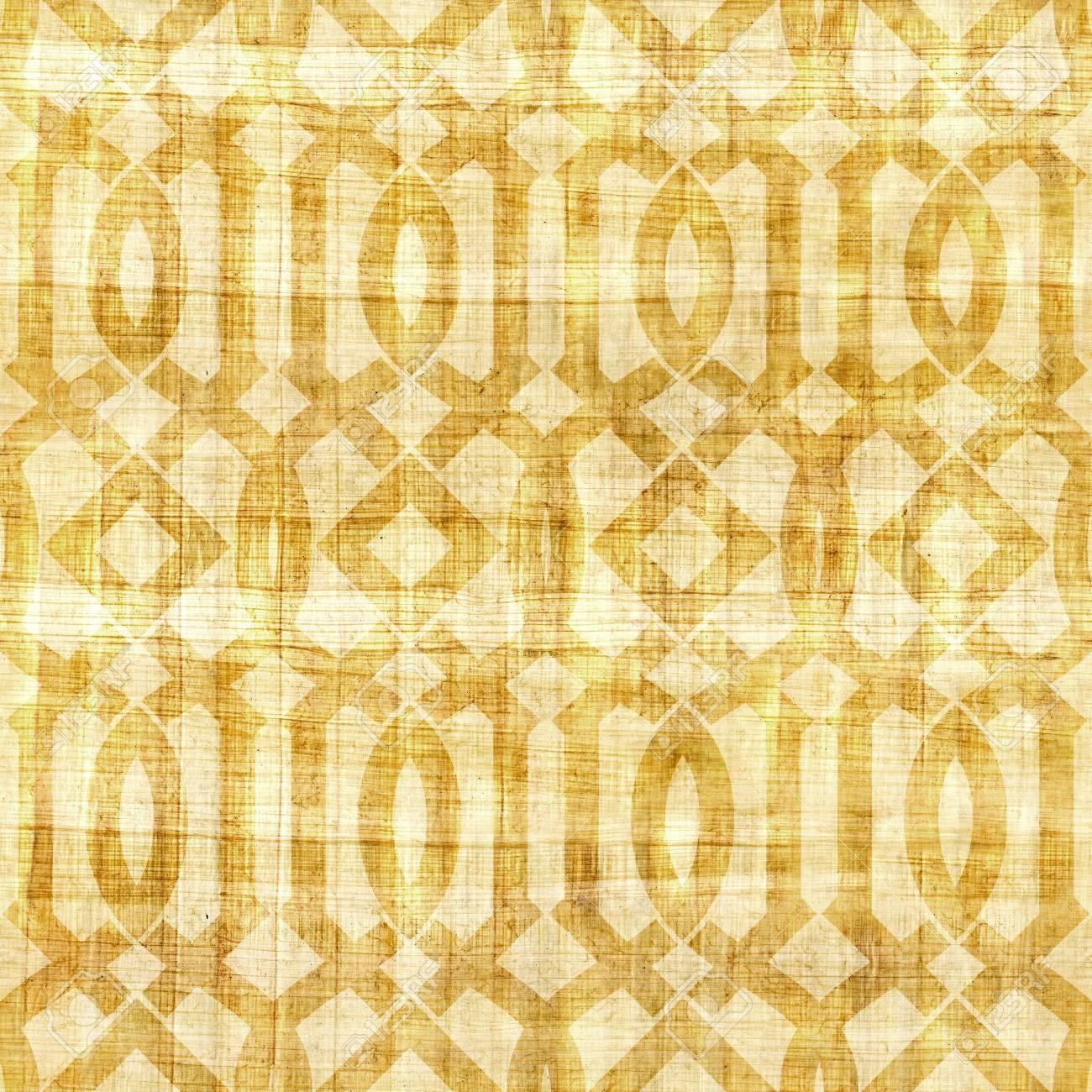 Decorative Oriental Pattern - Interior Design Wallpaper - Interior ...