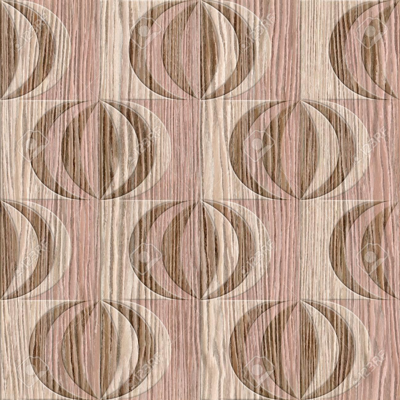 Resumen Patrón De Paneles Interior Modelo Panel Pared Pared De Azulejos Decorativos Patrón De Mosaico Patrones Geométricos De Fondo Sin