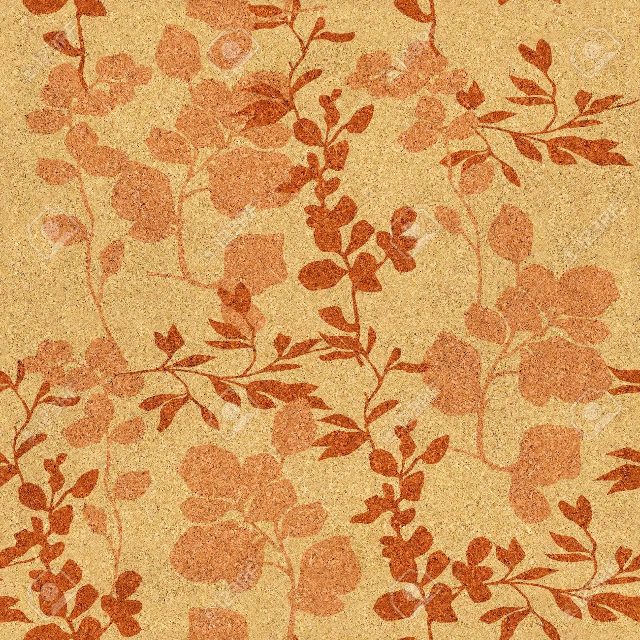 Floral Decorative Pattern - Interior Wall Decoration - Texture ...