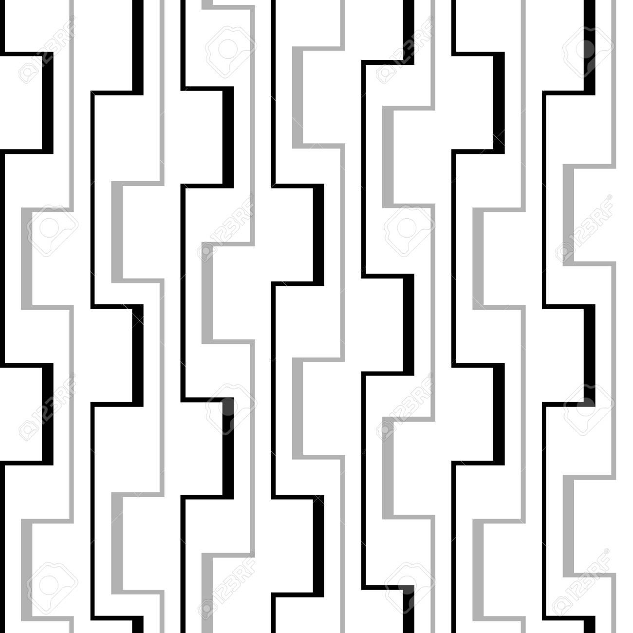 Modern Zigzag Texture Modern Stylish Texture Interior Design