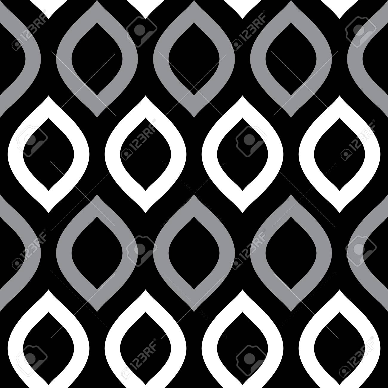 Geometric Stylish Background Modern Graphic Design Vector Black Royalty Free Cliparts Vectors And Stock Illustration Image 58399979