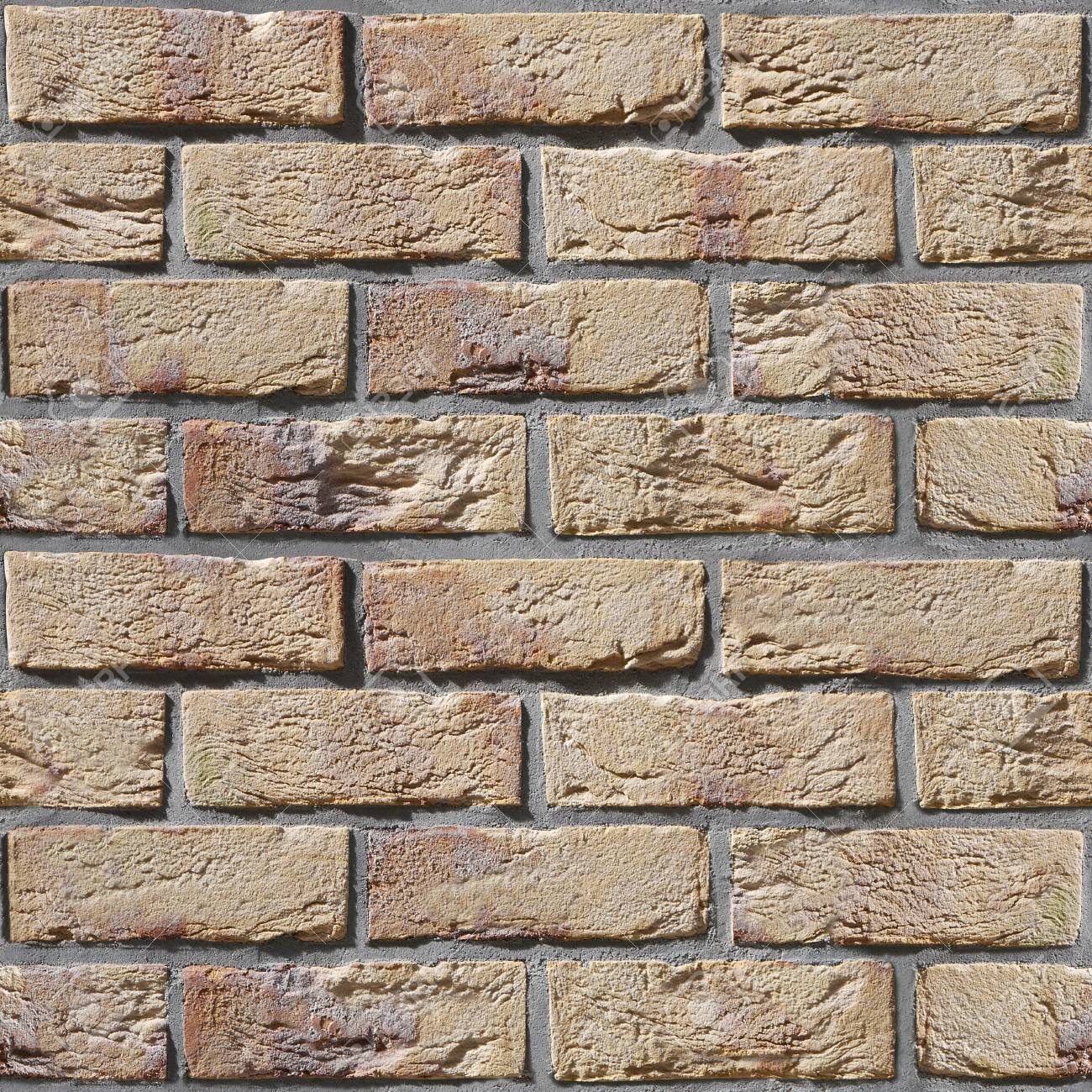 Old Brick Wall Seamless Background Rustic Appearance Wallpaper