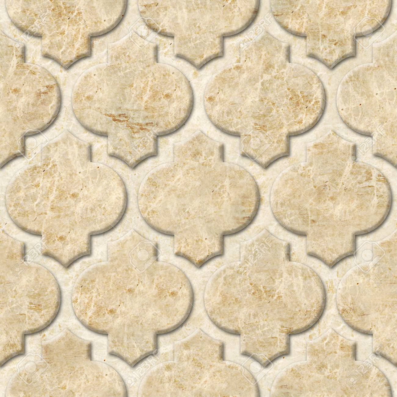 Interior Wall Panel Pattern Abstract Decoration Material Stock