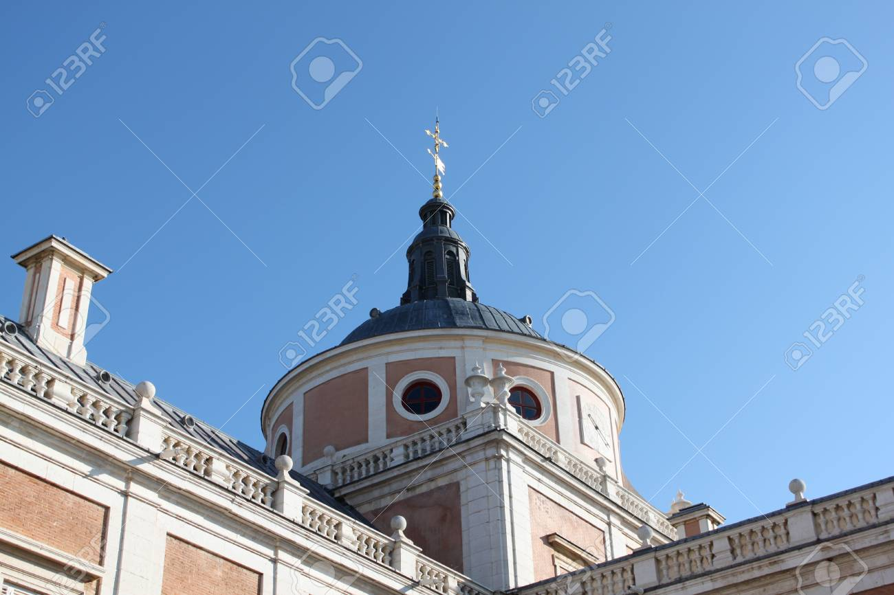 Royal house in Spain Stock Photo - 23156972